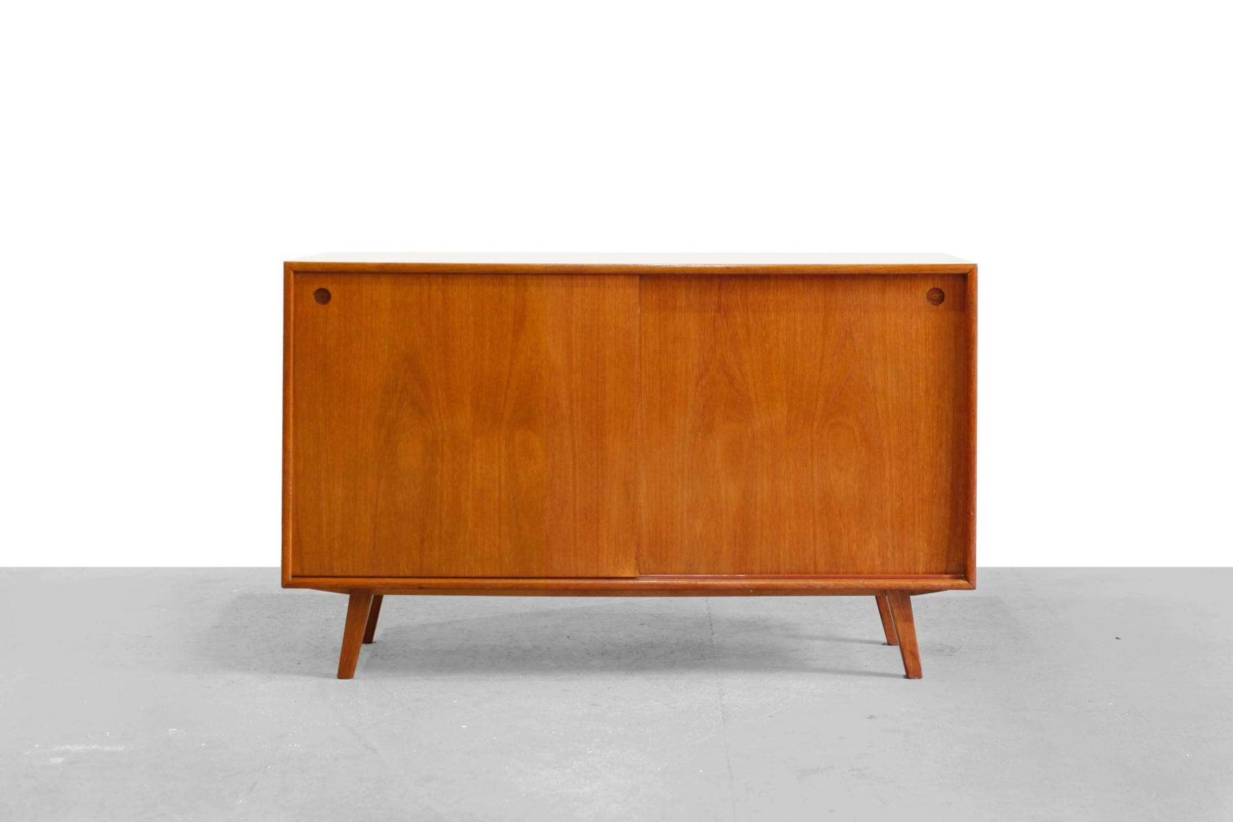 Small Mid Century Sideboard, 1950S For Sale At Pamono Intended For Mid Century Sideboards (View 20 of 20)
