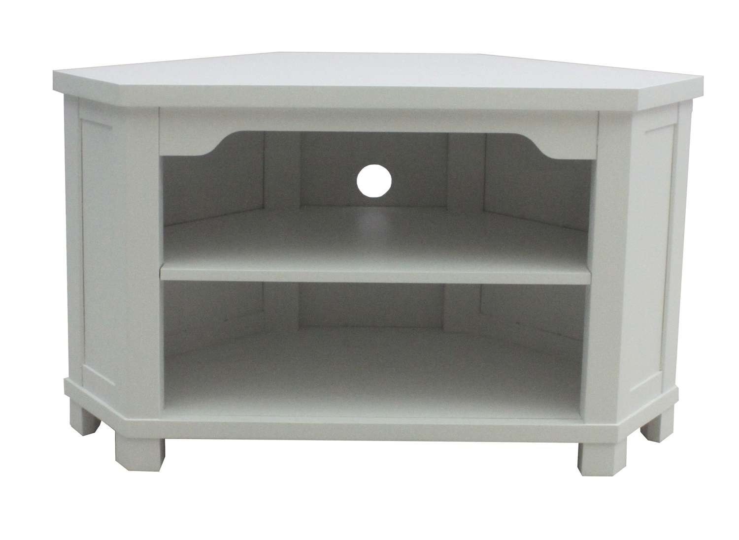 Small White Corner Tv Stand Stands Tall Standor Bedroom Trends Pertaining To White Corner Tv Cabinets (View 11 of 20)