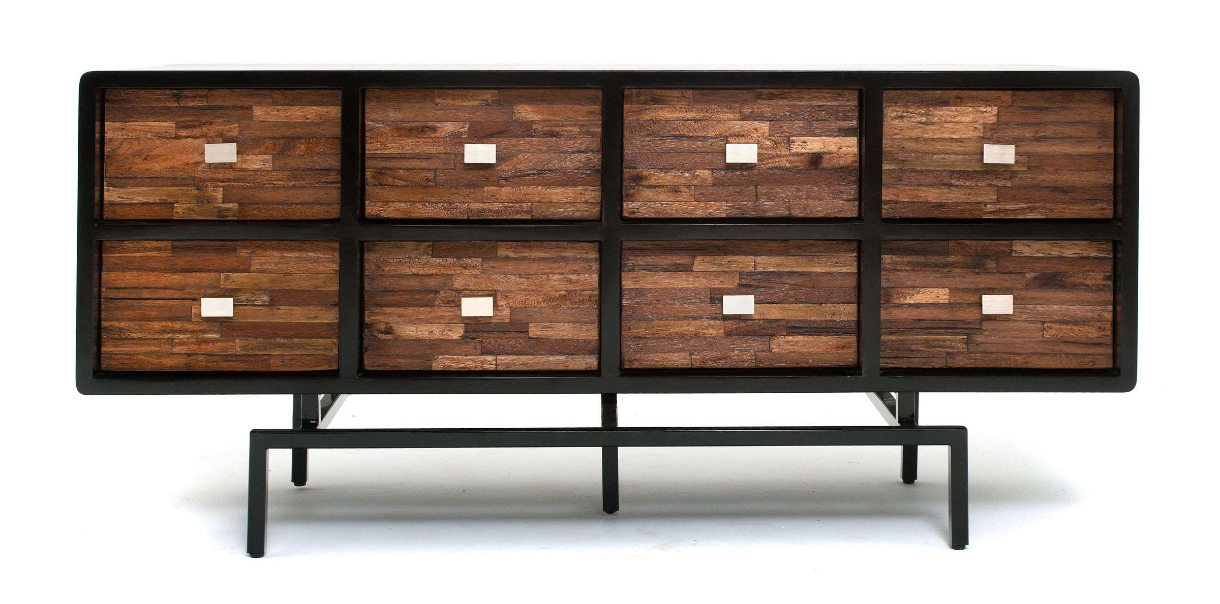 Soft Modern Furniture, Sustainable Sideboard, Reclaimed Wood For Reclaimed Sideboards (View 14 of 20)