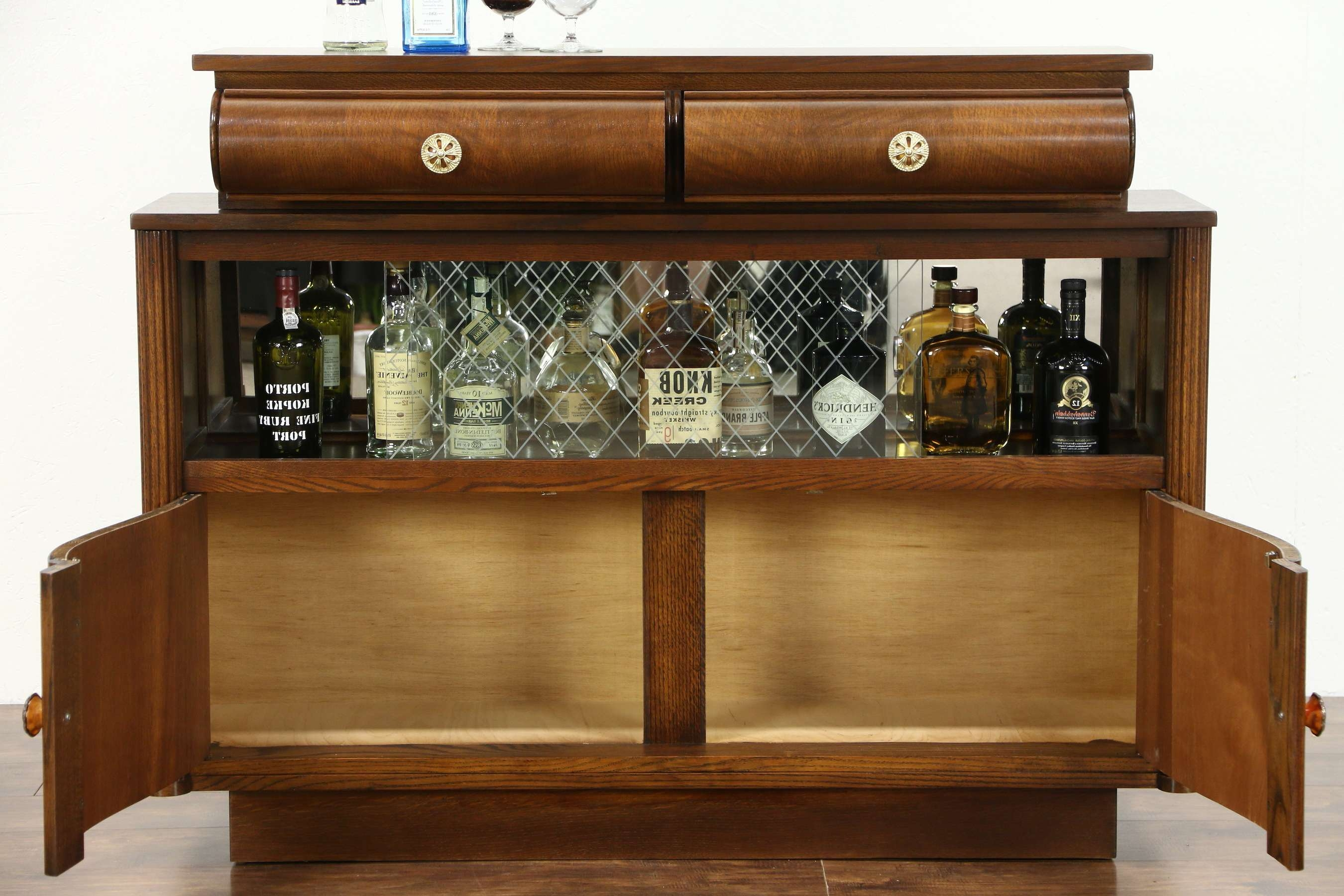 Featured Photo of Sideboards Bar Cabinet
