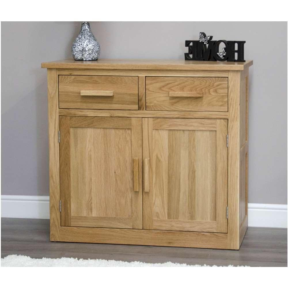 Solid Oak Sideboards For Living Rooms In Small Sideboards (View 19 of 20)