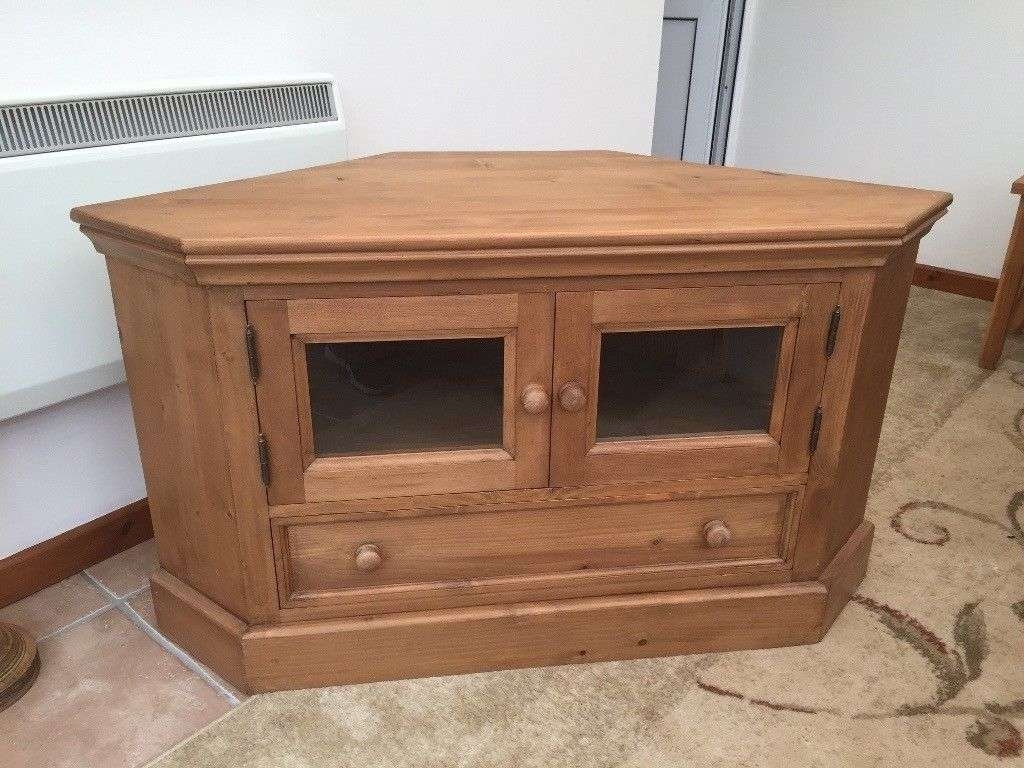 Solid Pine Tv Cabinet | In Ammanford, Carmarthenshire | Gumtree In Solid Pine Tv Cabinets (View 20 of 20)