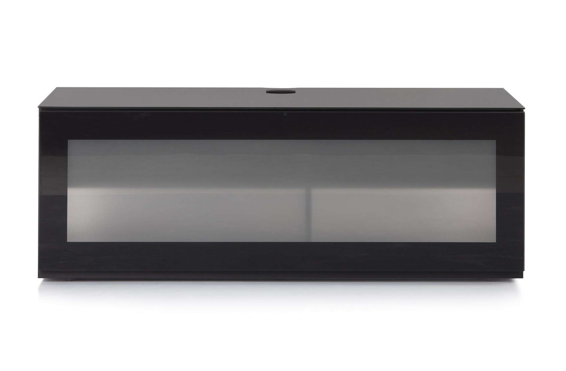 Sonorous St120i Gloss Black | Tv Cabinet | Richer Sounds For Sonorous Tv Cabinets (View 16 of 20)