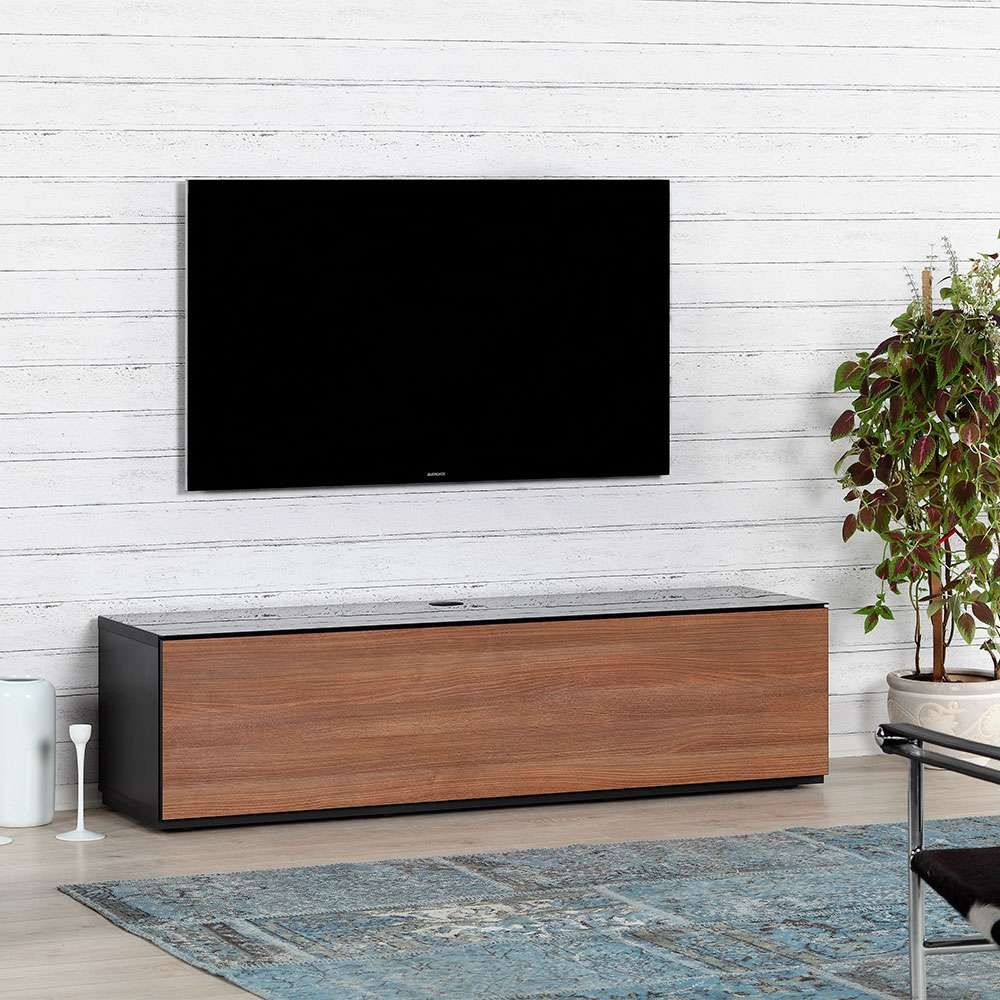 """Sonorous St160 Tv Cabinet For Tvs Up To 70"""", Walnut 