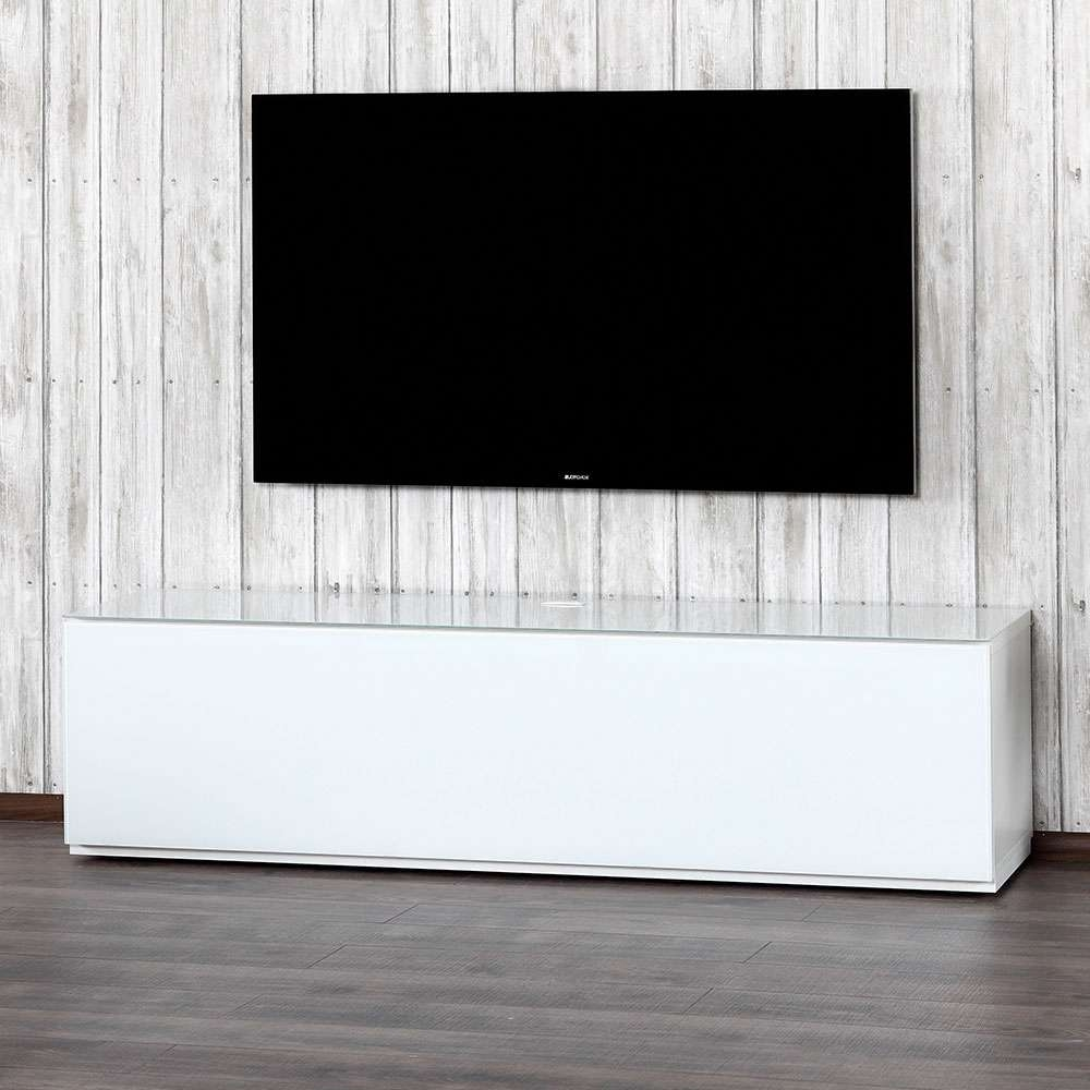 """Sonorous St160 Tv Cabinet For Tvs Up To 70"""", White 