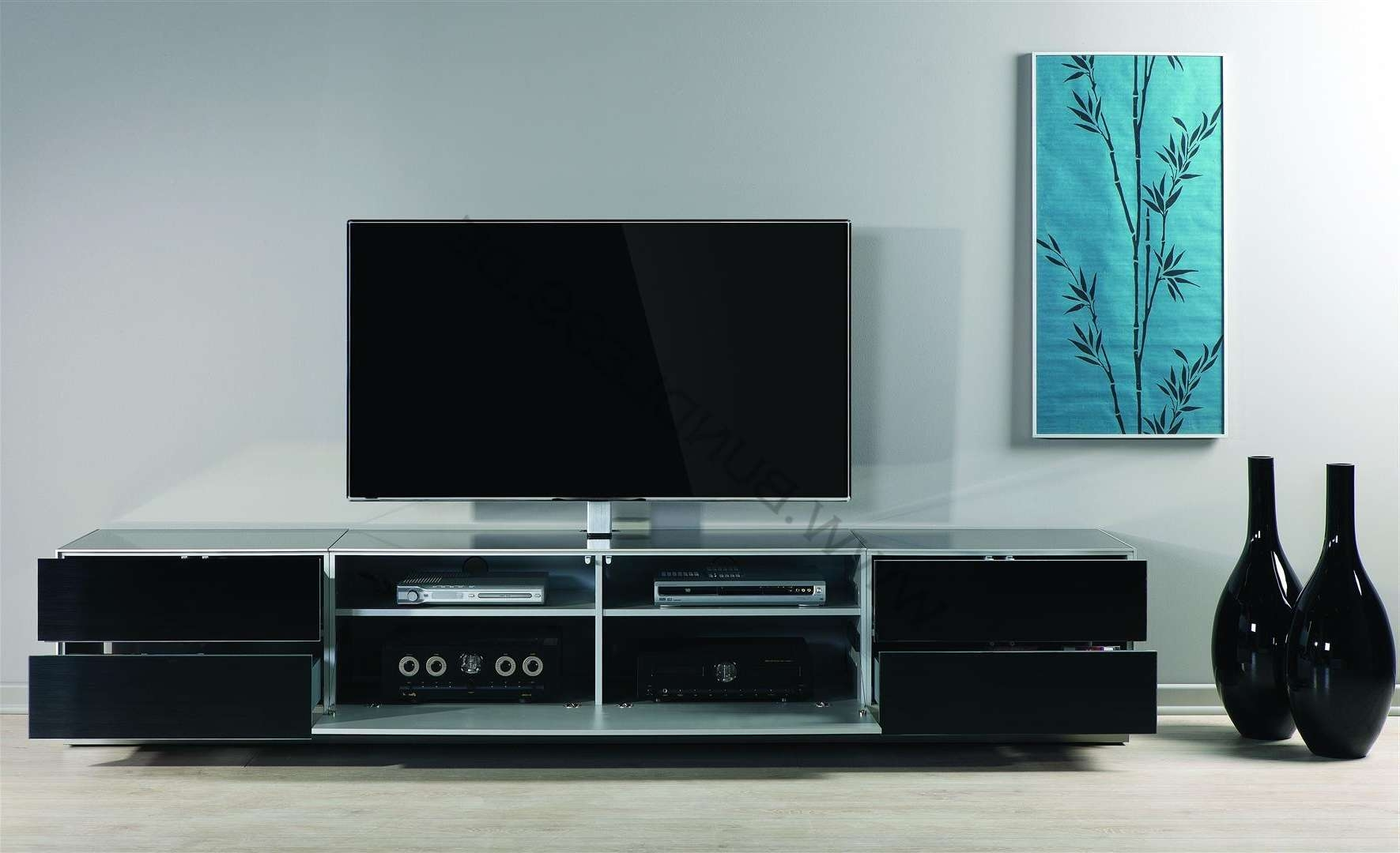 Sonorous Tv Furniture, Tv Racks, Tv Sideboards U2013 Elements Series Throughout  Sonorous Tv Cabinets