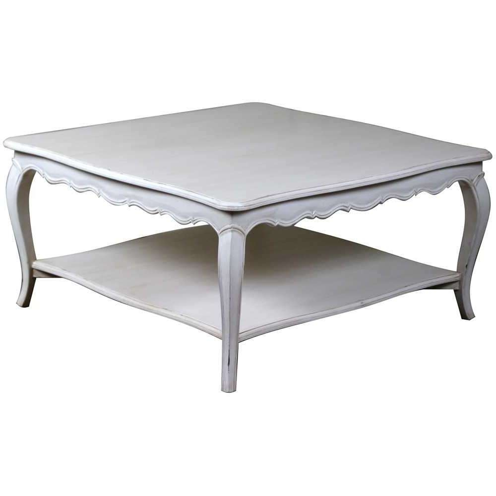 Square Coffee Table (View 6 of 20)