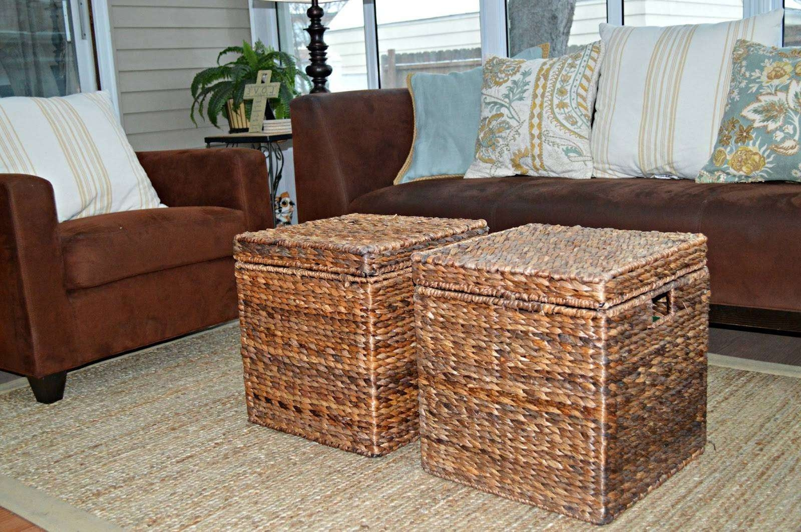 Square Coffee Table With Storage Cubes Lovely Square Coffee Table Intended For Preferred Square Coffee Tables With Storage Cubes (View 6 of 20)