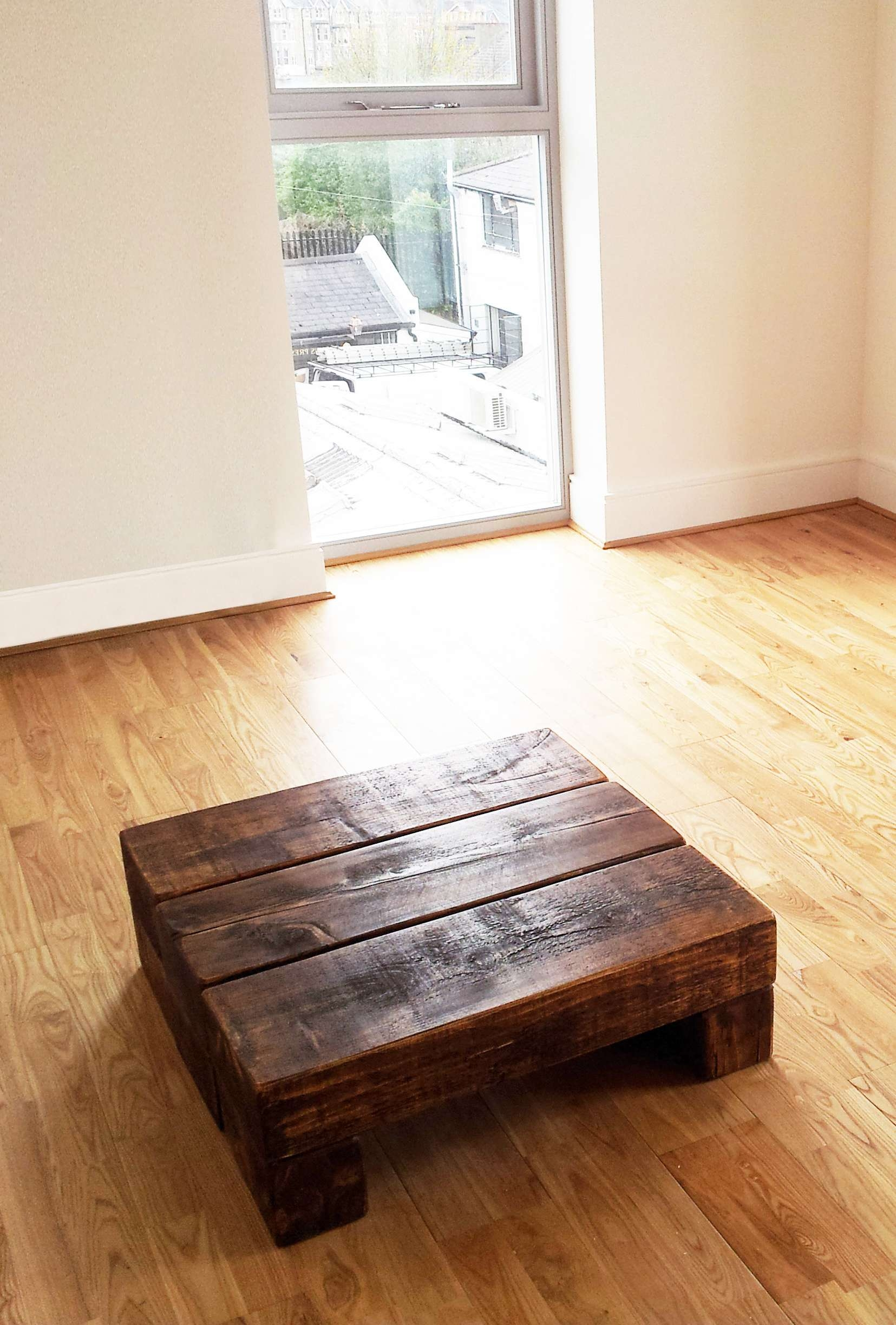 Step Coffee Table – The Cool Wood Company With Trendy Chunky Wood Coffee Tables (View 5 of 20)