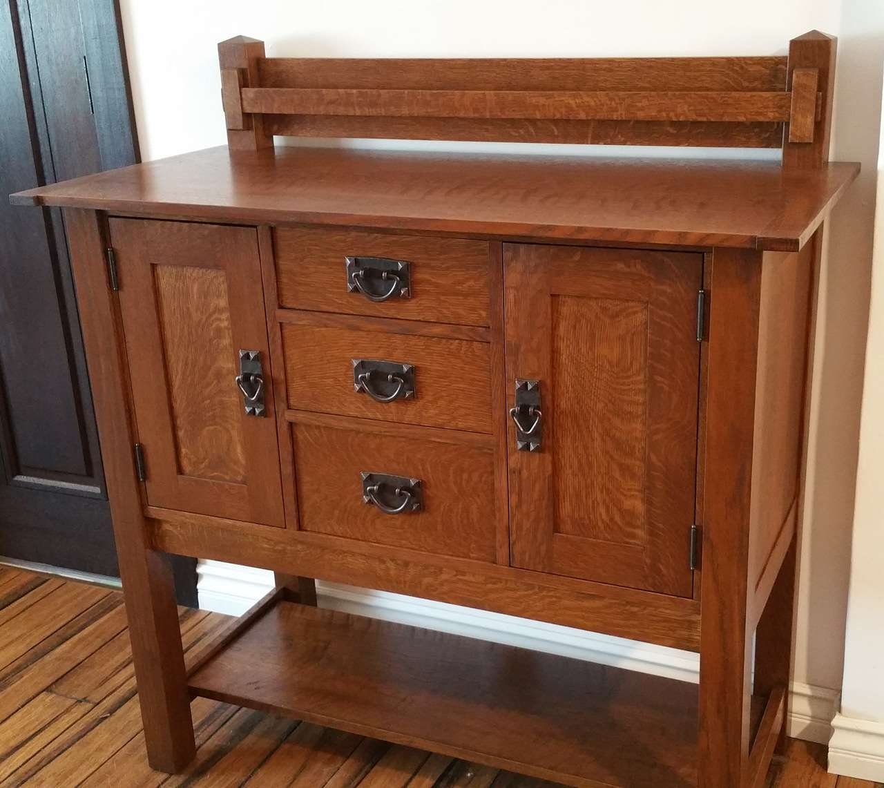 Stickley Sideboard Pertaining To Stickley Sideboards (View 16 of 20)