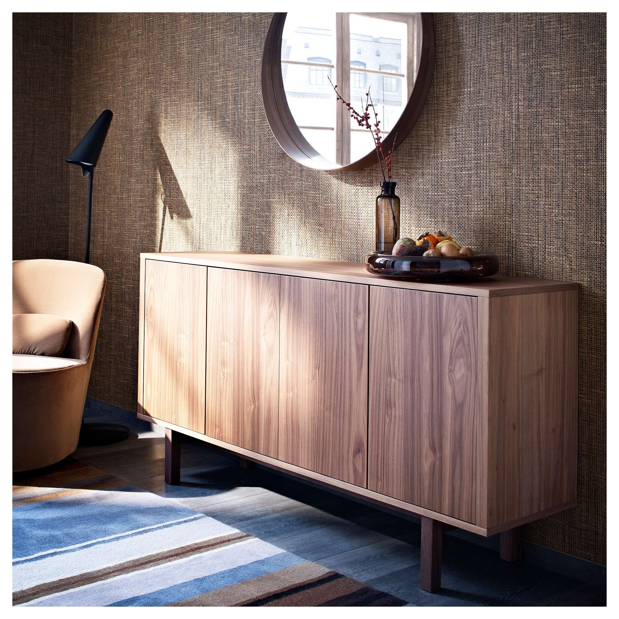 Stockholm Sideboard – Ikea Intended For Stockholm Sideboards (View 7 of 20)
