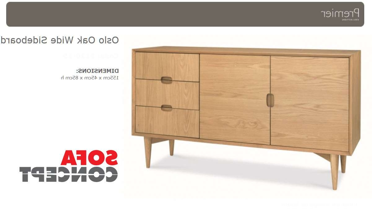Stockholm Sideboard Natural – Sofa Concept For Stockholm Sideboards (View 13 of 20)