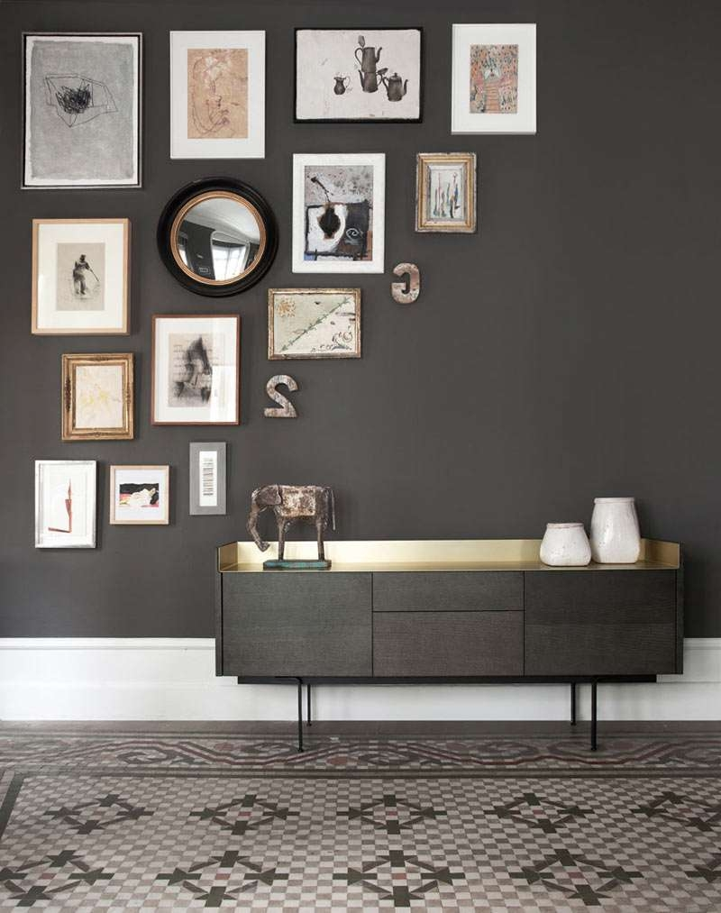 Stockholm: Sideboards That Combine Wood And Aluminum – Design Milk With Regard To Stockholm Sideboards (View 12 of 20)