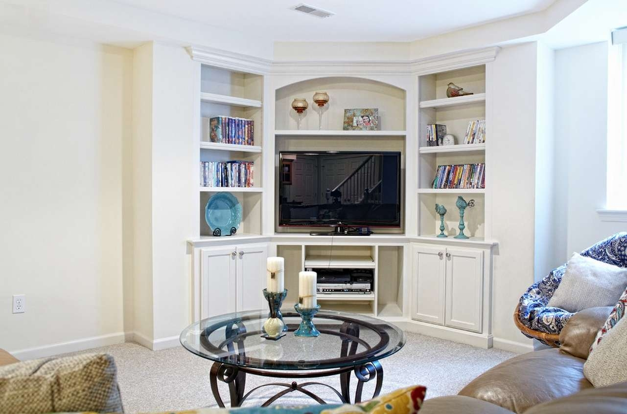 Storage Cabinets Ideas : Corner Tv Cabinet And Bookcase Choosing Within Tv Cabinets And Bookcase (View 12 of 20)