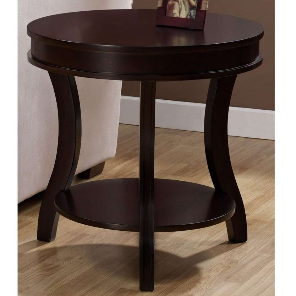 Storage : Small Round Black Side Table End Tables Canada Small Intended For Well Known Small Circle Coffee Tables (View 16 of 20)