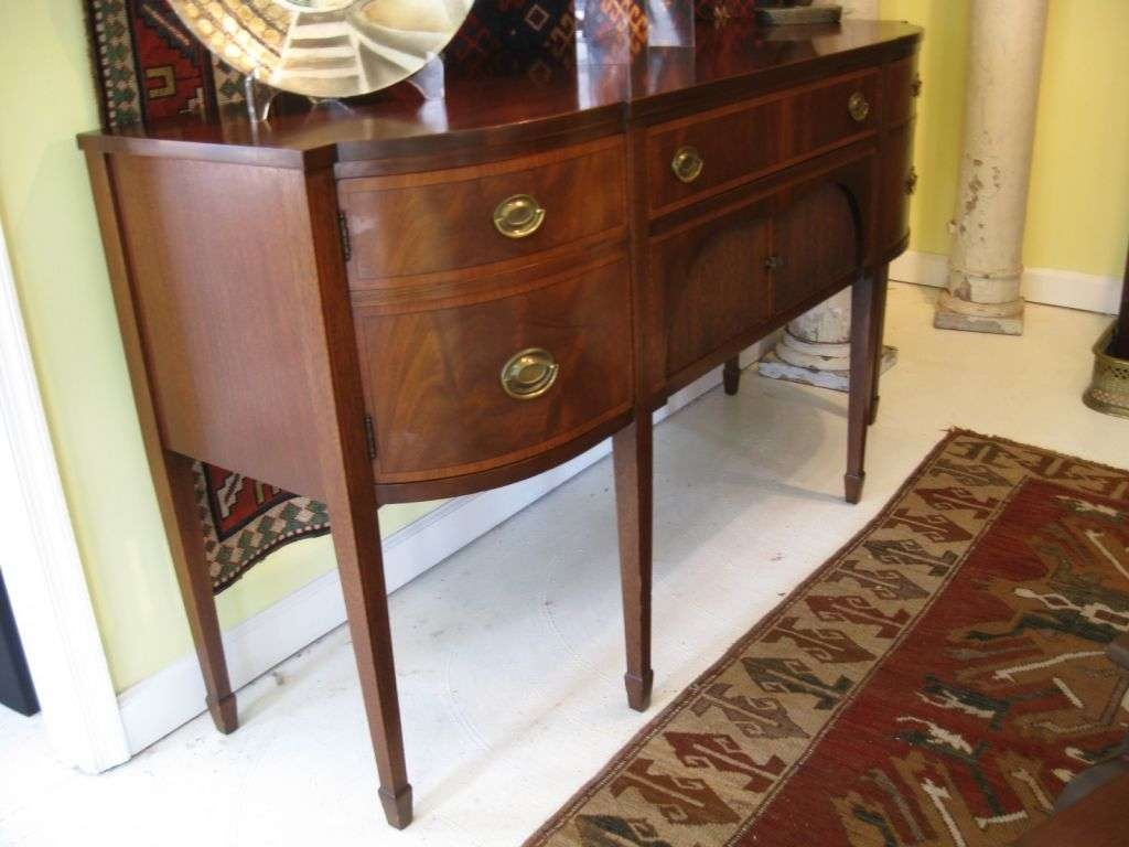 Style Mahogany Sideboard Within Mahogany Sideboards (View 19 of 20)