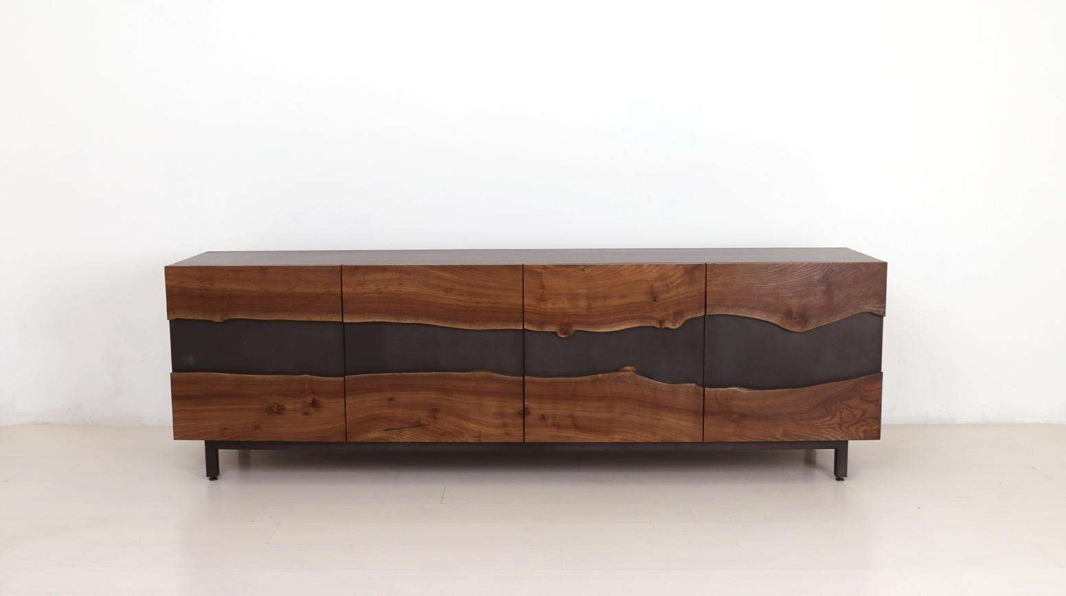 Summit Media Unit – Sideboards From Uhuru Design | Architonic In Media Sideboards (View 3 of 20)