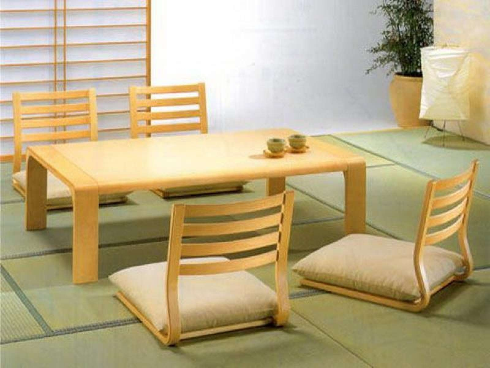 Superb Interior Decorating Along With Japanese Style Table Set Throughout Best And Newest Low Japanese Style Coffee Tables (View 16 of 20)