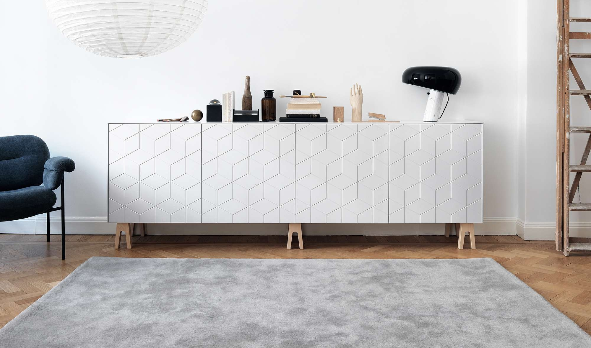 Superfront Sideboards. Built On Ikea's Besta Frames (View 5 of 20)