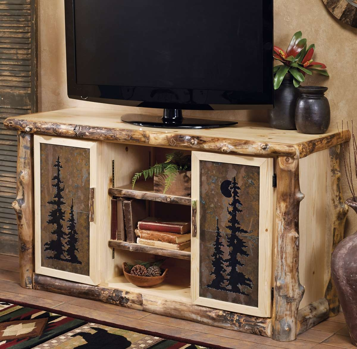 Surprising Inspiration Rustic Tv Cabinet Simple Decoration Rustic Inside Rustic Pine Tv Cabinets (View 10 of 20)