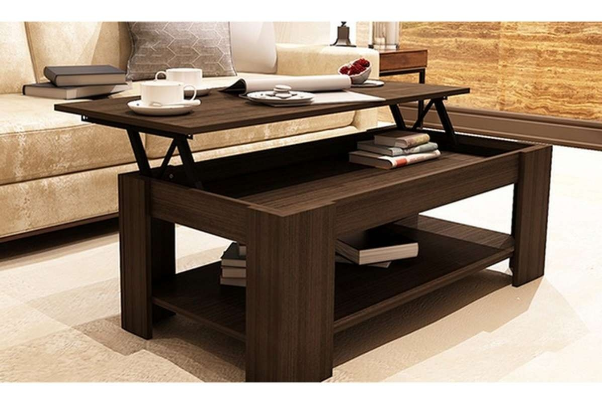 Table : Lift Up Coffee Table Beautiful Waverly Lift Top Coffee Throughout 2018 Waverly Lift Top Coffee Tables (View 16 of 20)