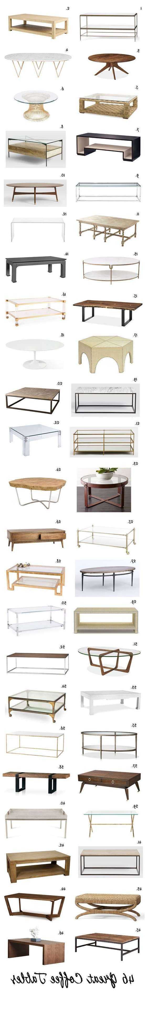 Table : Sillas Wonderful Retro Glitz Glass Coffee Tables 46 Great With Best And Newest Retro Glitz Glass Coffee Tables (View 10 of 20)