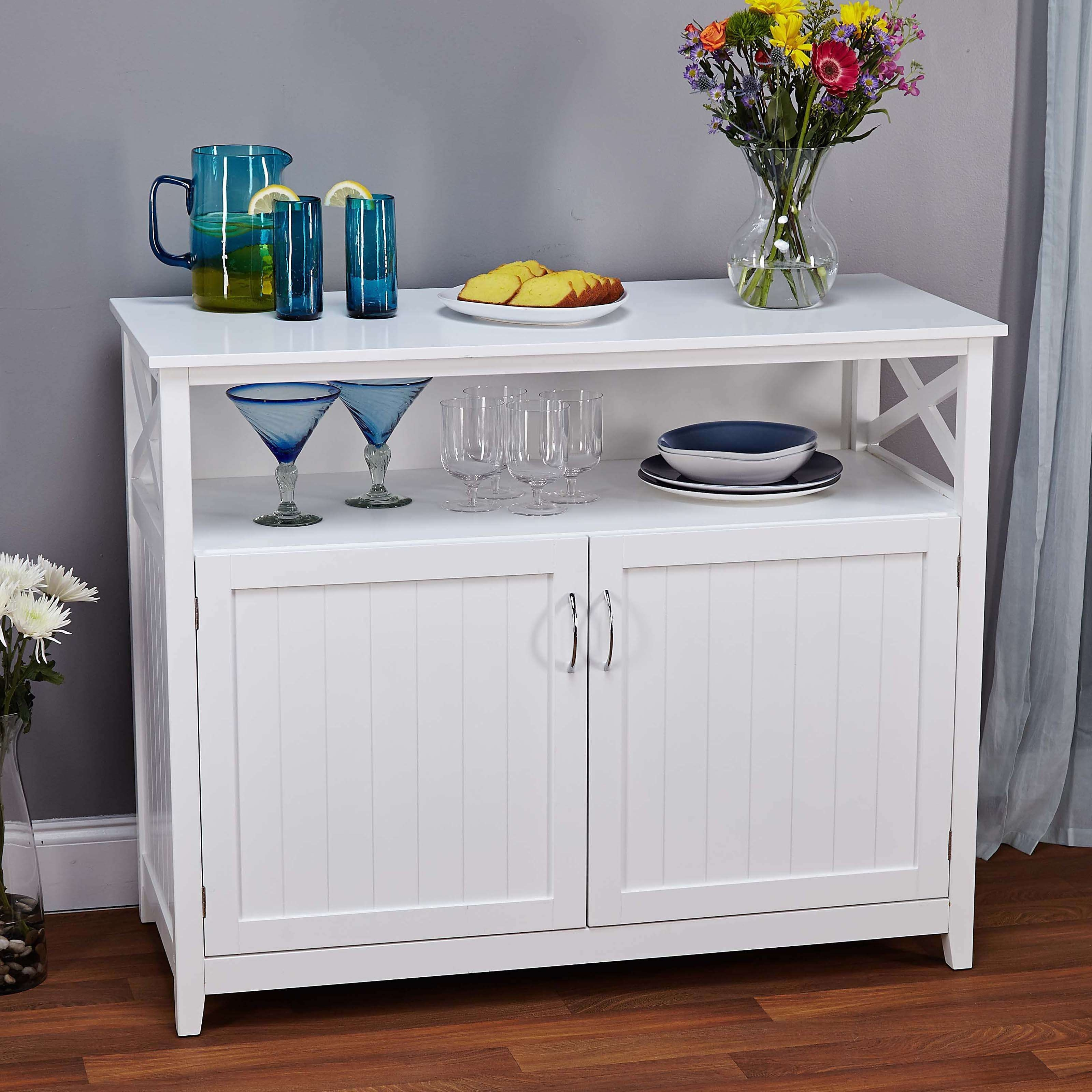Target Marketing Systems Southport Buffet | Hayneedle Regarding 36 Inch Sideboards (View 19 of 20)