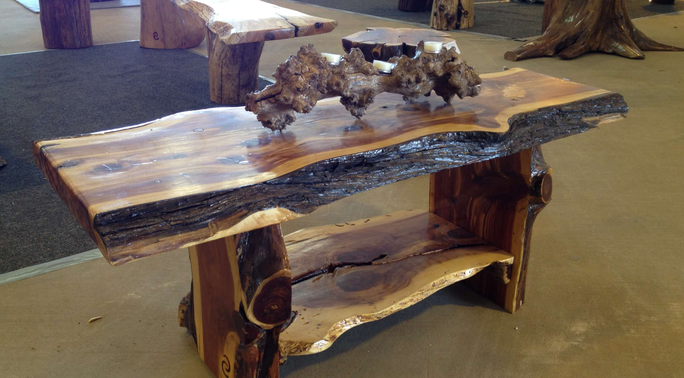 Taylor Stump Furniture Inside Most Current Coffee Tables With Magazine Rack (View 14 of 20)