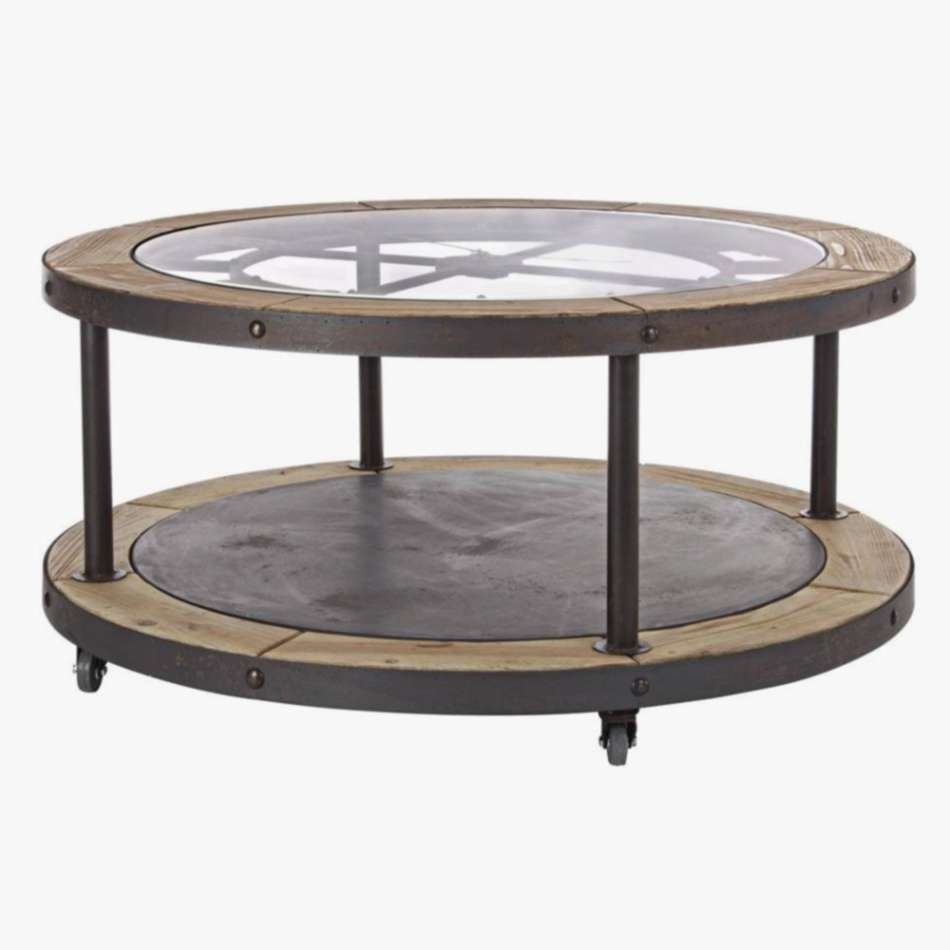 Ten Facts That Nobody Told You About Clock Coffee Table (View 18 of 20)
