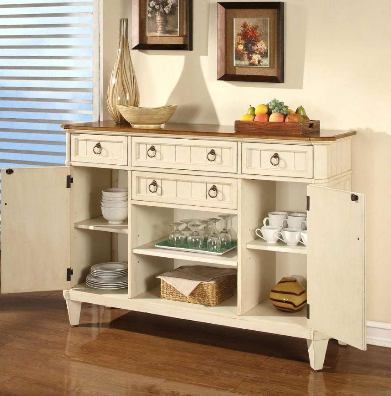 Terrific Dining Room Side Table Buffet Photos – Best Image Engine With Overstock Sideboards (View 9 of 20)