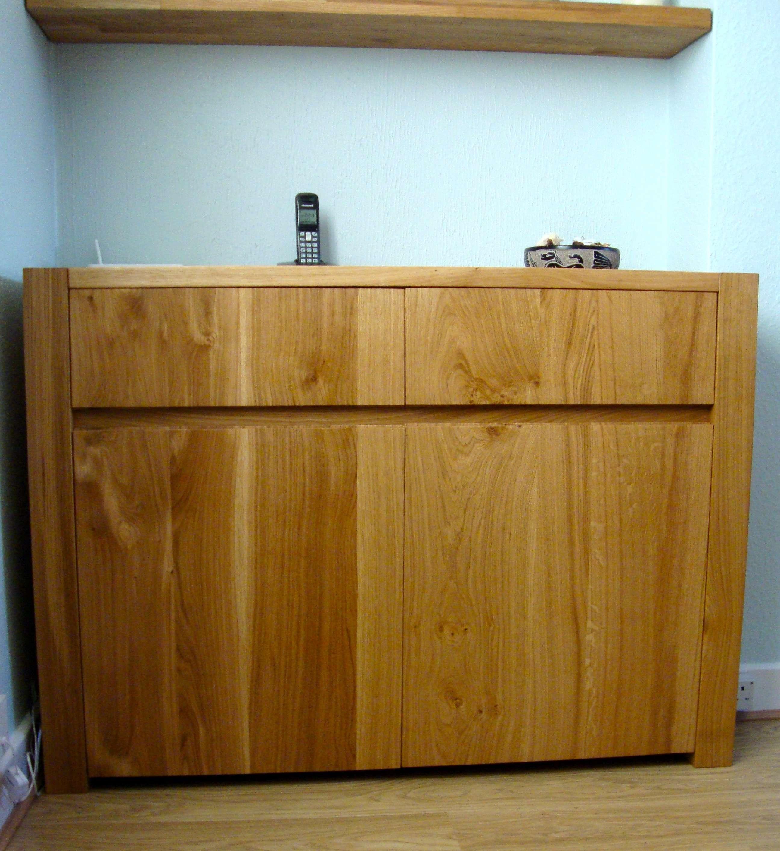 The Oak Shop – Bespoke Solid Oak Furniture (View 10 of 20)