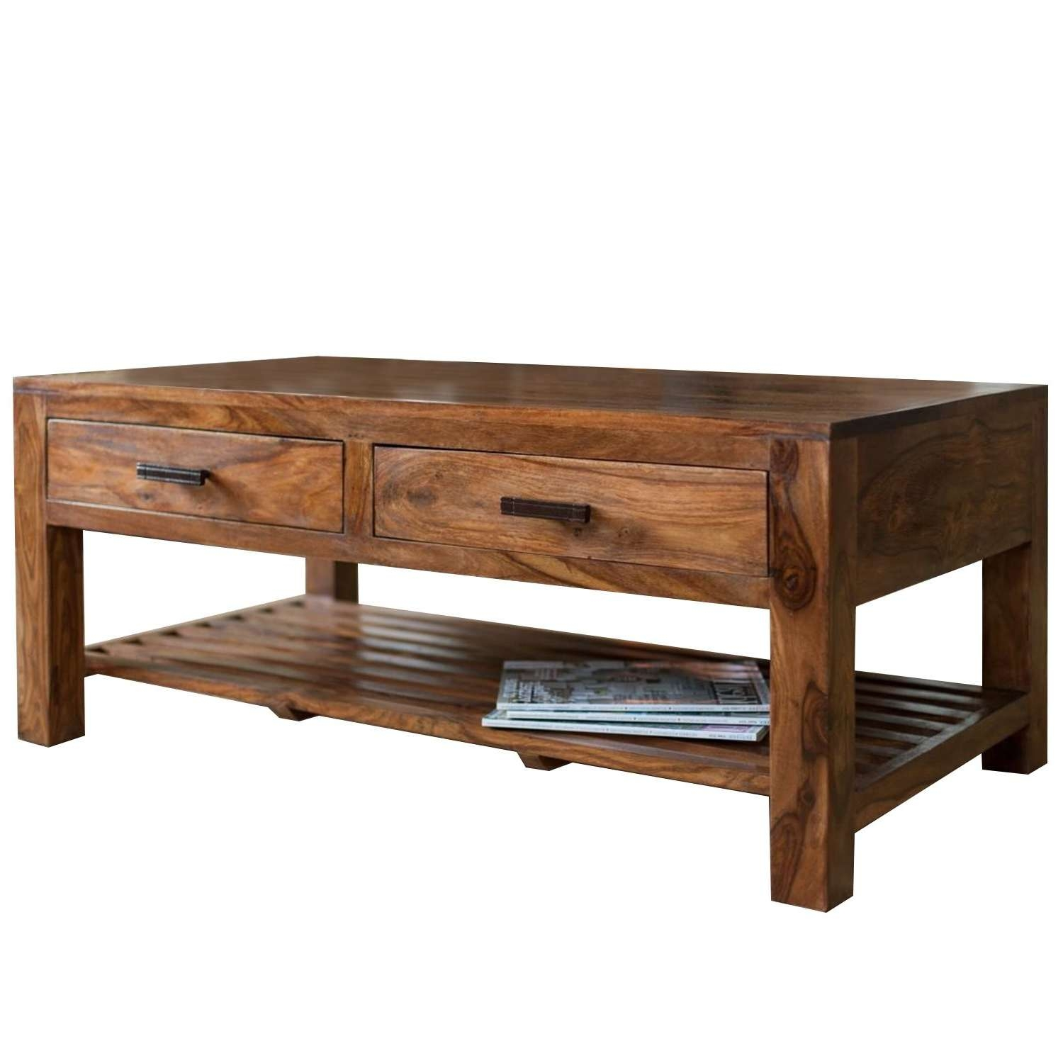 The Yellow Door Store For Widely Used Sheesham Coffee Tables (View 15 of 20)