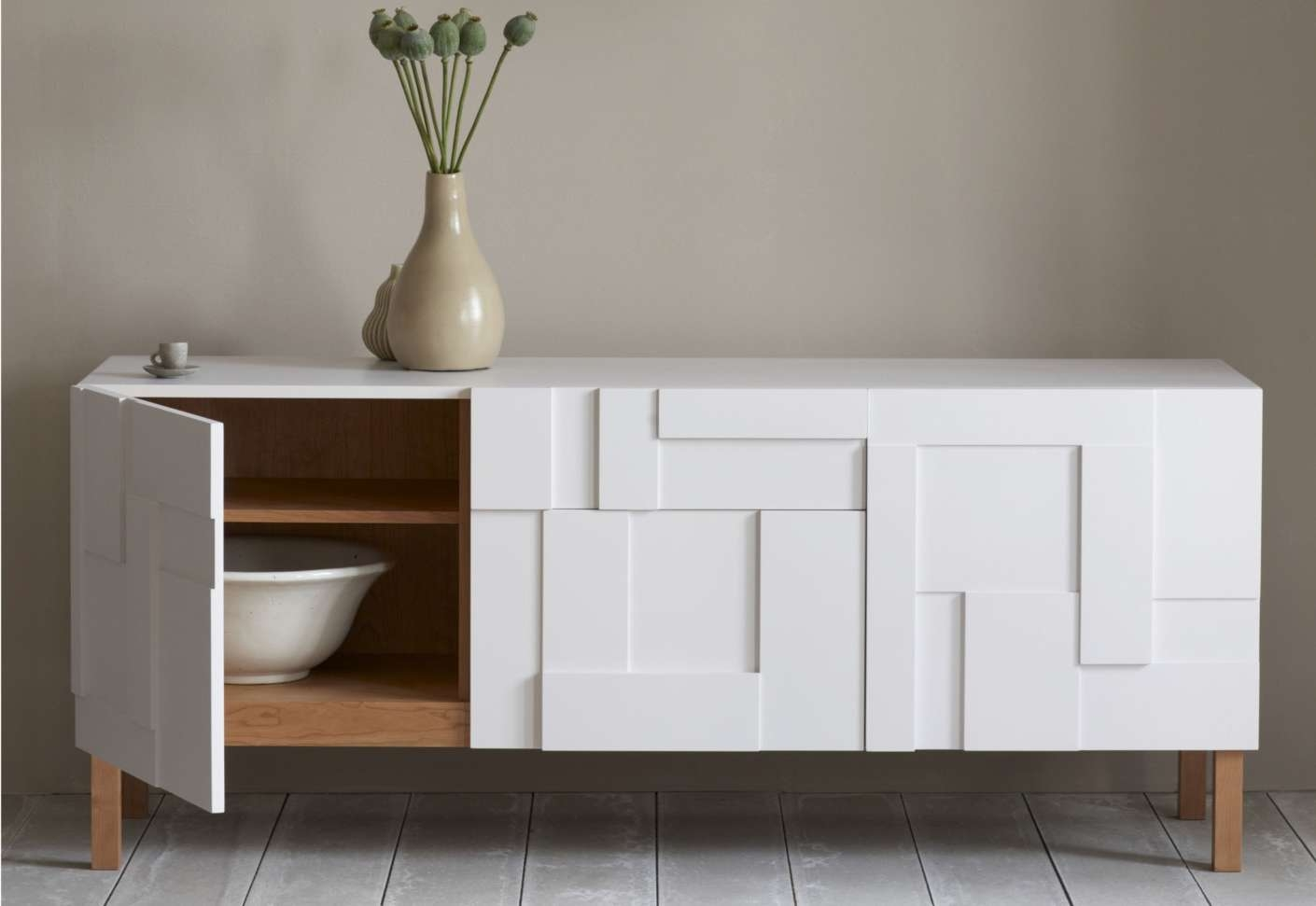 Top 10 Stunning Sideboards To Enhance Your Living Room Décor With Regard To Living  Room Sideboards