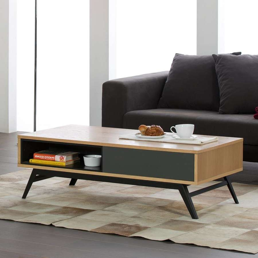 Top 5 Coffee Table Trends To Look Out For In 2018! – Distinctify Pertaining To Newest Contemporary Oak Coffee Table (View 12 of 20)