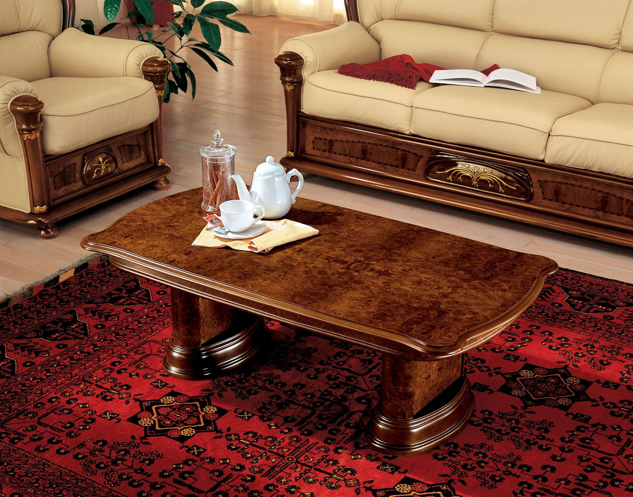 Traditional Italian Coffee Table Intended For Newest Italian Coffee Tables (View 17 of 20)