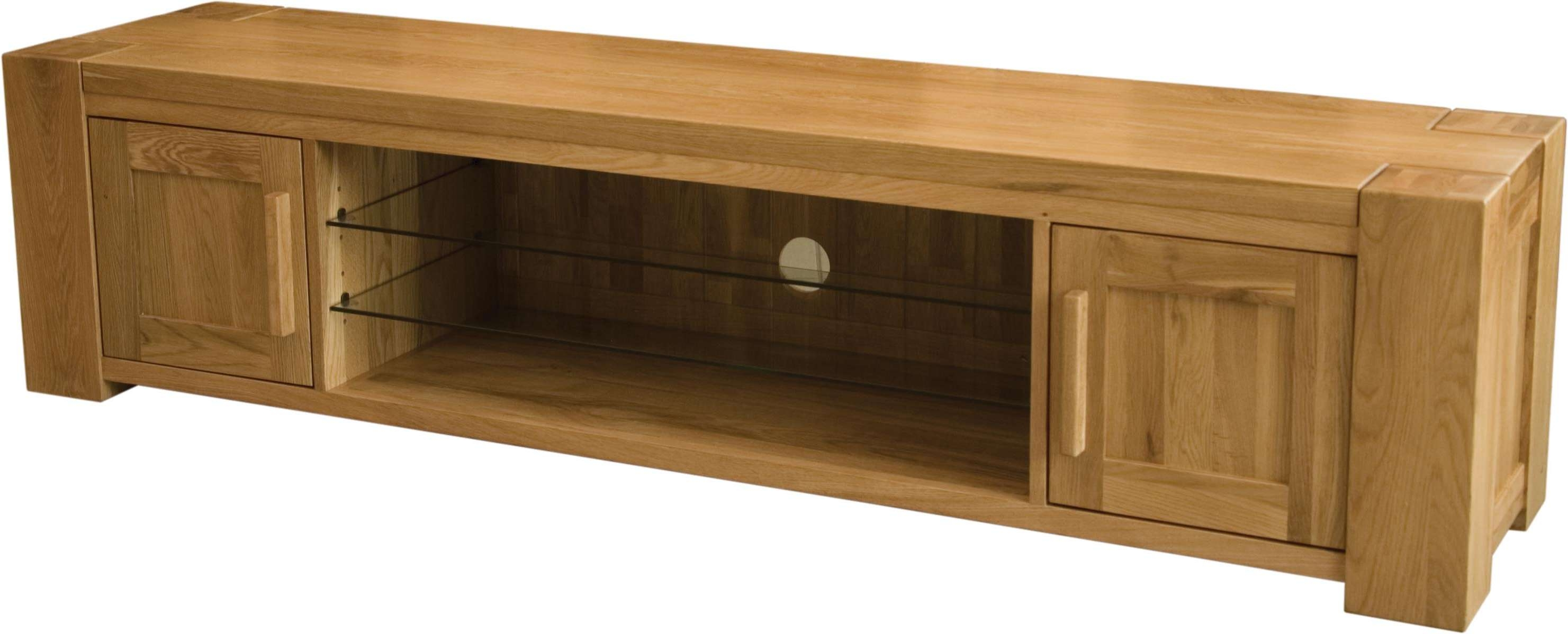 Trend Oak Large Plasma Tv Unit Buy Online With Large Oak Tv Cabinets (View 15 of 20)