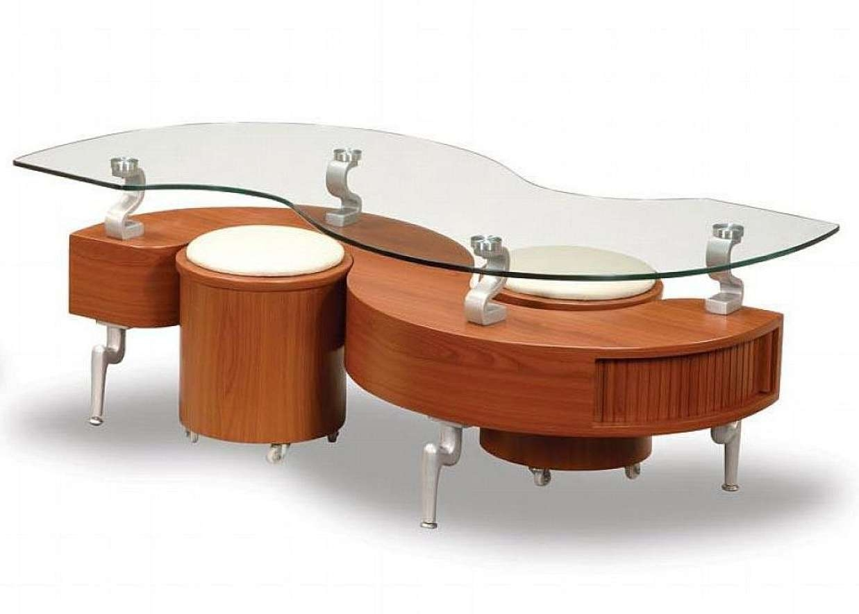 Trendy Curve Coffee Tables With Regard To Coffee Table : Curve Coffee Tables Cool Curve Coffee Table Walnut (View 15 of 20)