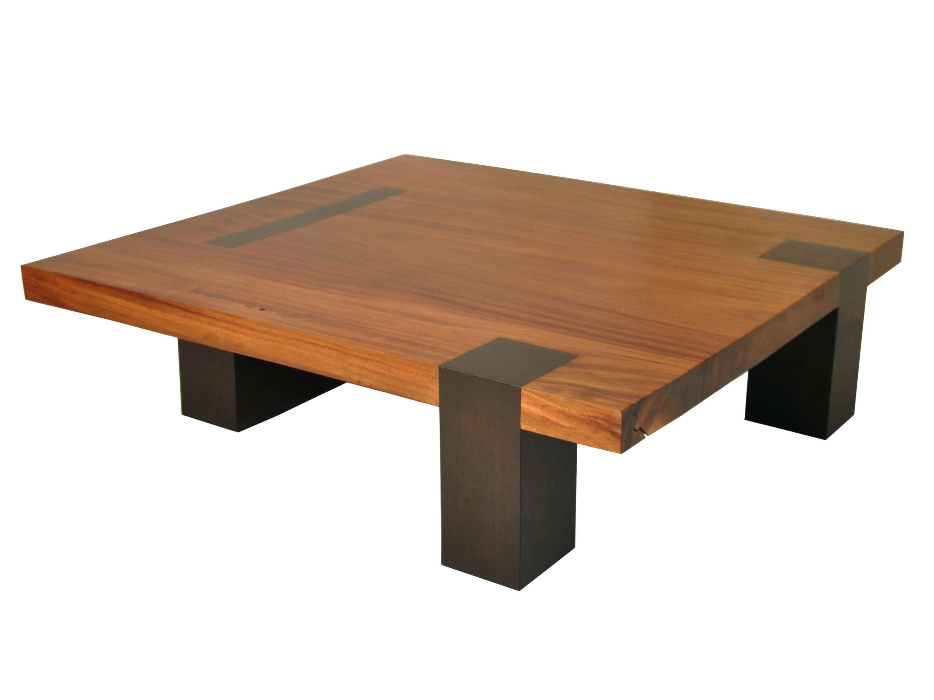 Trendy Dark Wood Square Coffee Tables Intended For Coffee Tables : Antique White Large Coffee Table Square Tiffany (View 12 of 20)