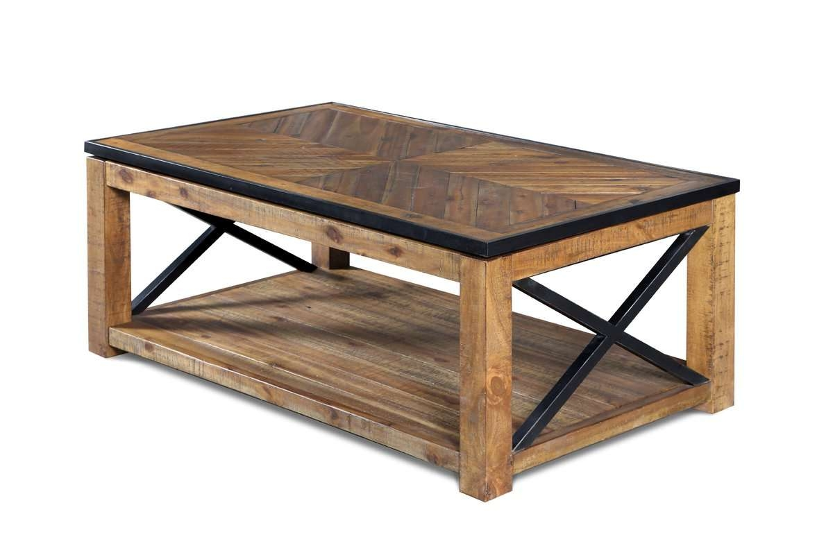 Trendy Elevating Coffee Tables Intended For Loon Peak Kawaikini Coffee Table With Lift Top & Reviews (View 2 of 20)