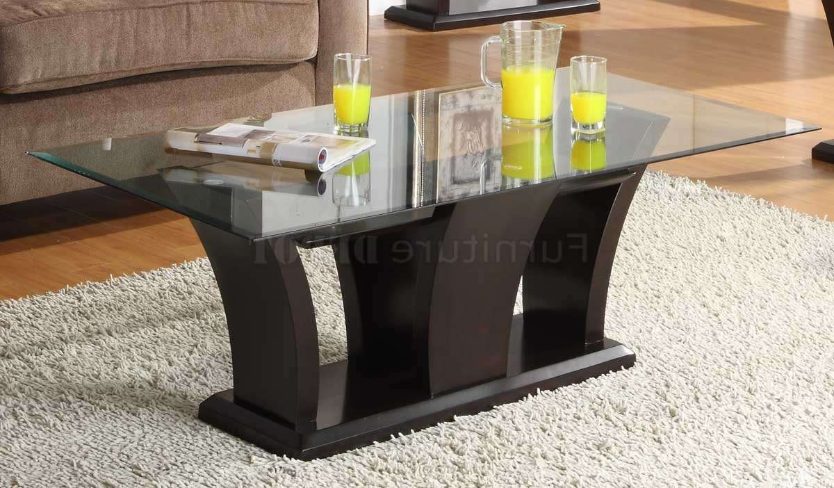 Trendy Espresso Coffee Tables For Coffee Tables : Mesmerizing Fascinating Coffee Table Set Mission (View 17 of 20)