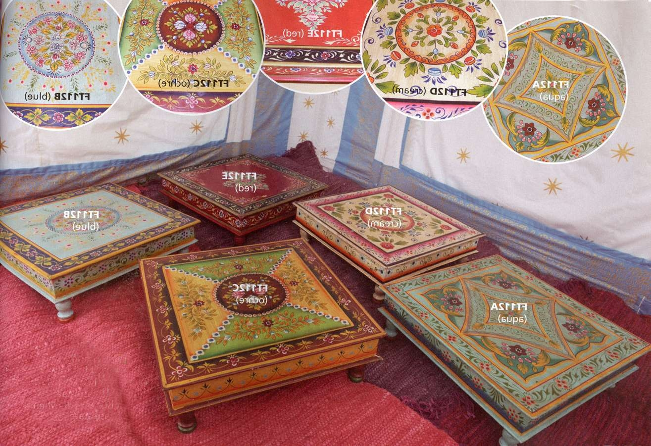 Trendy Ethnic Coffee Tables Pertaining To Kitchen Accessories (View 18 of 20)