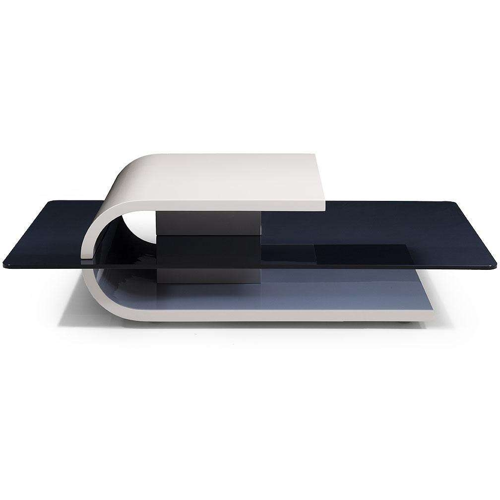 Trendy Floating Glass Coffee Tables With Modern Black Coffee Table Coffee Tables Contemporary Modern Black (View 18 of 20)
