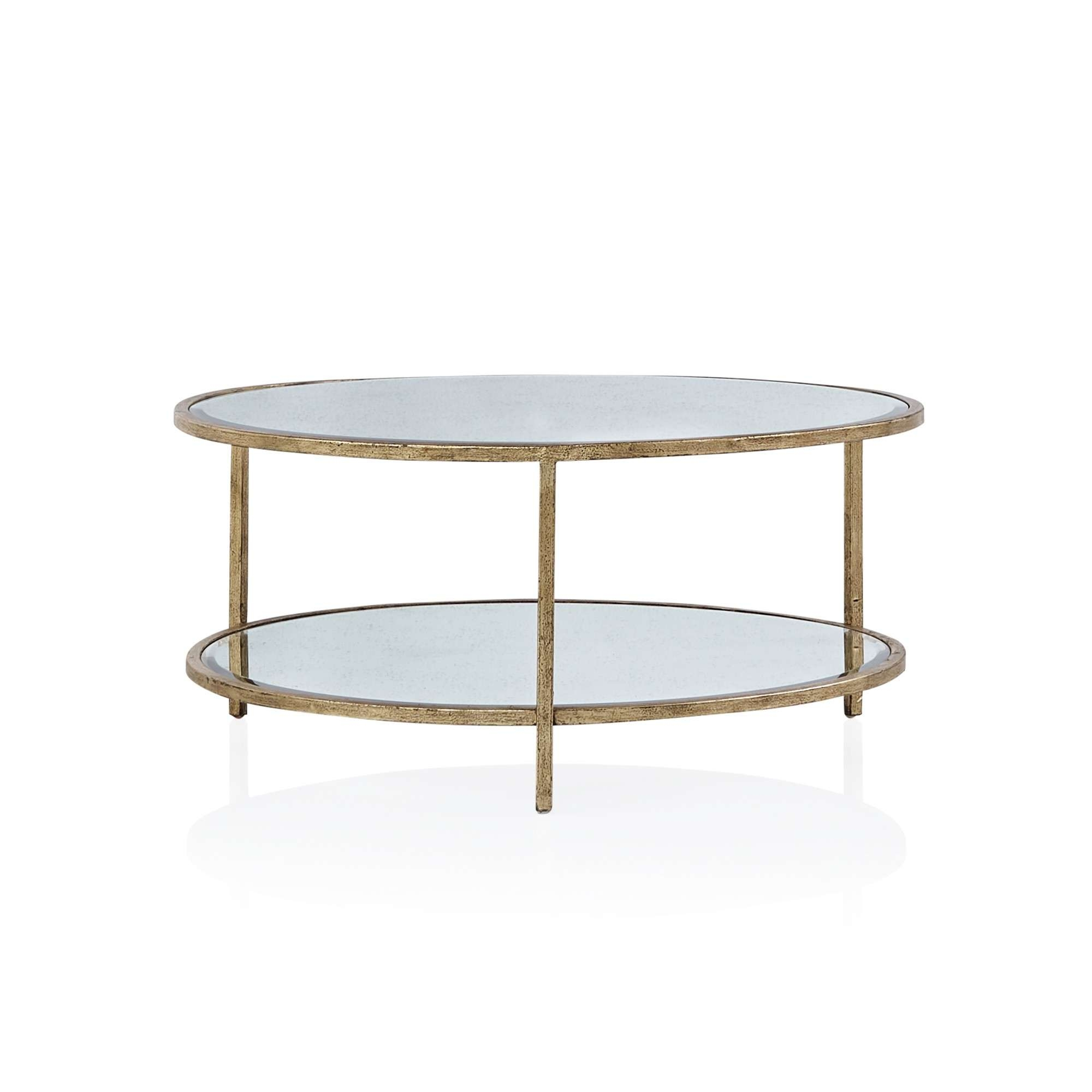 Trendy Glass Coffee Table With Shelf With Coffee Tables : Appealing Glass Clear Coffee Table Square Glass (View 17 of 20)