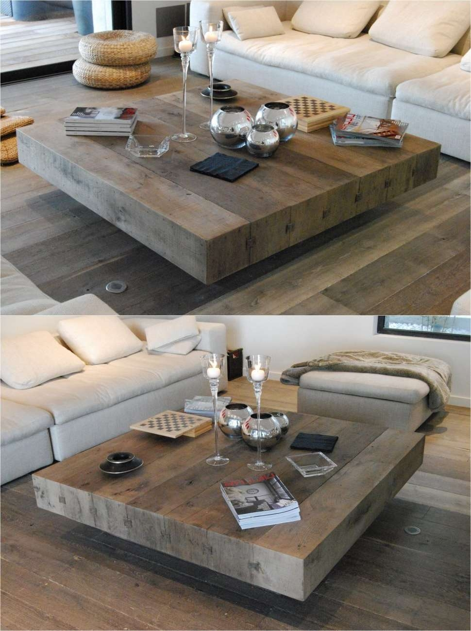 Trendy Grey Wash Wood Coffee Tables Within Coffee Tables : Coffee Table Grey Wash Chalk Paintgray Paint Gray (View 17 of 20)