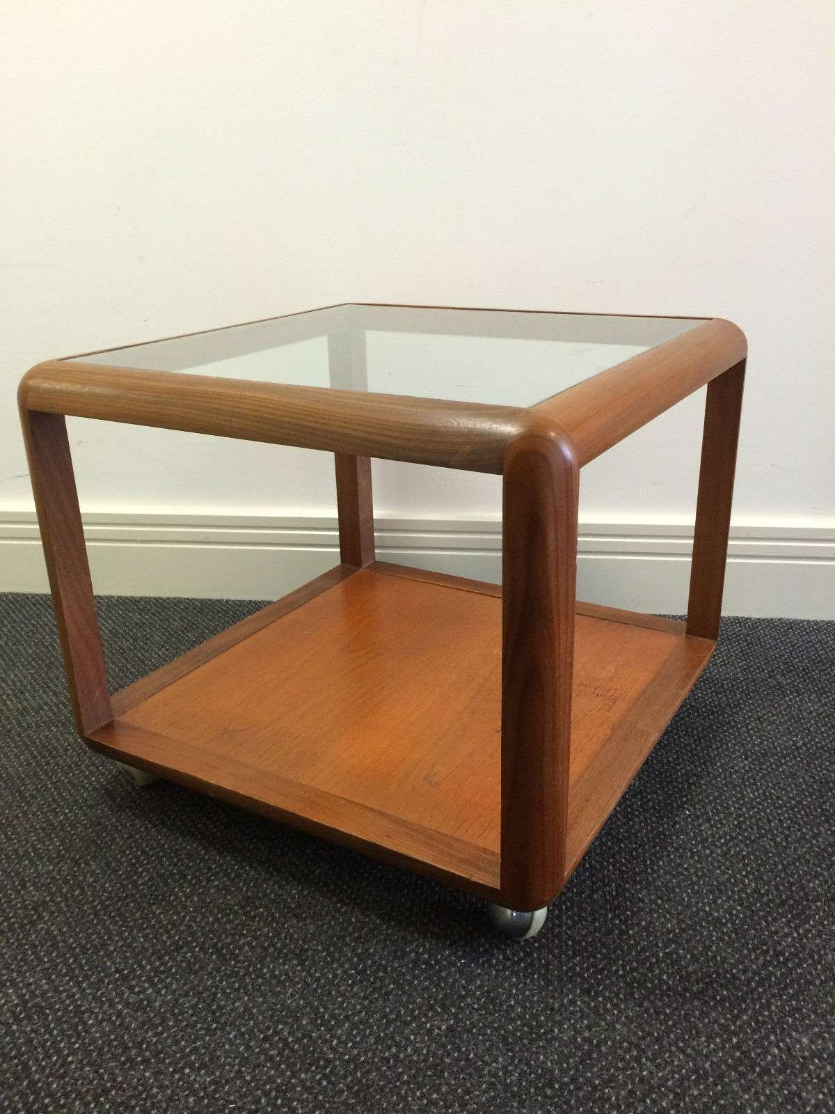 Trendy Retro Smoked Glass Coffee Tables With Regard To Furniture (View 20 of 20)