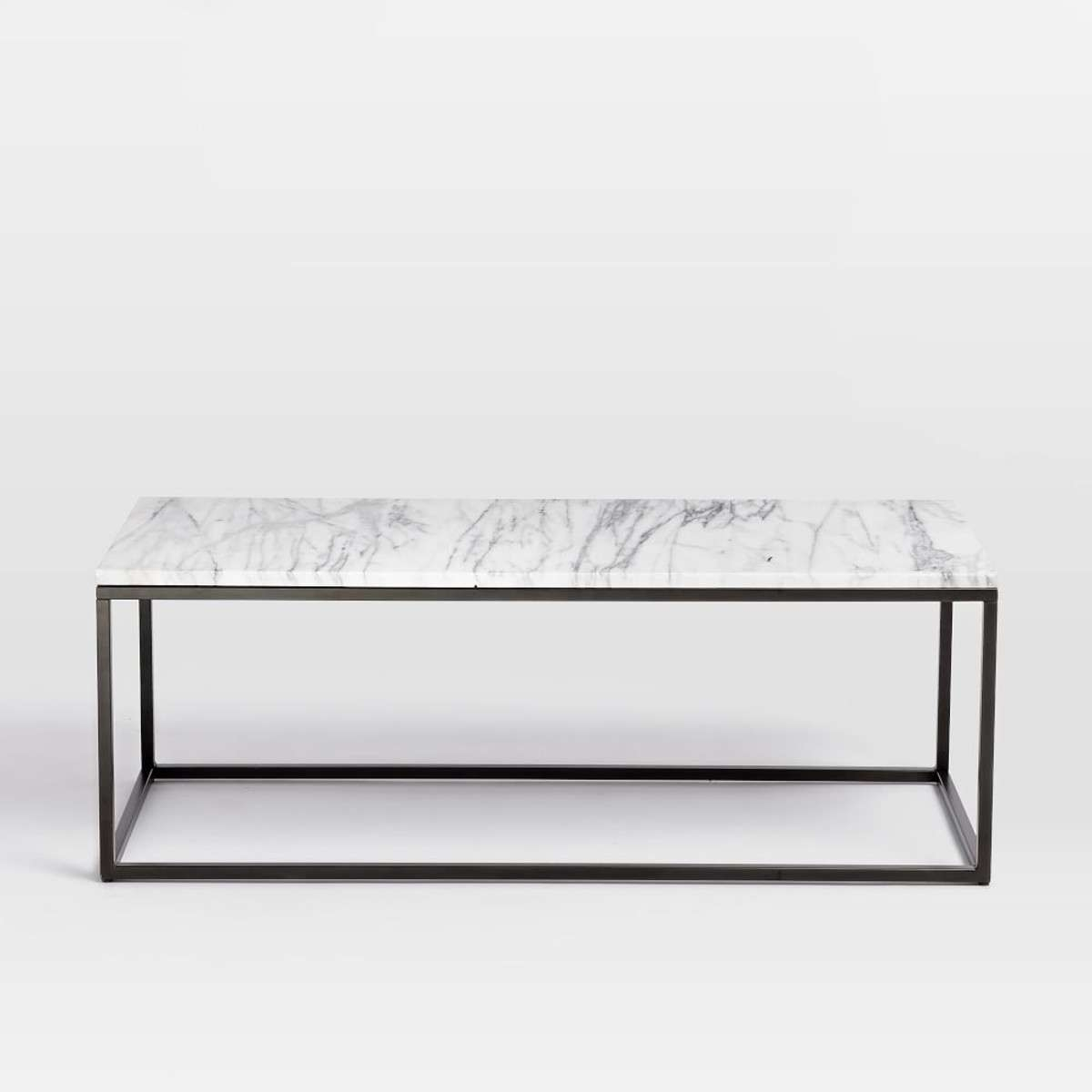 Trendy Small Marble Coffee Tables In Marble Coffee Table: Elegant Table To Create Statement In Living (View 9 of 20)