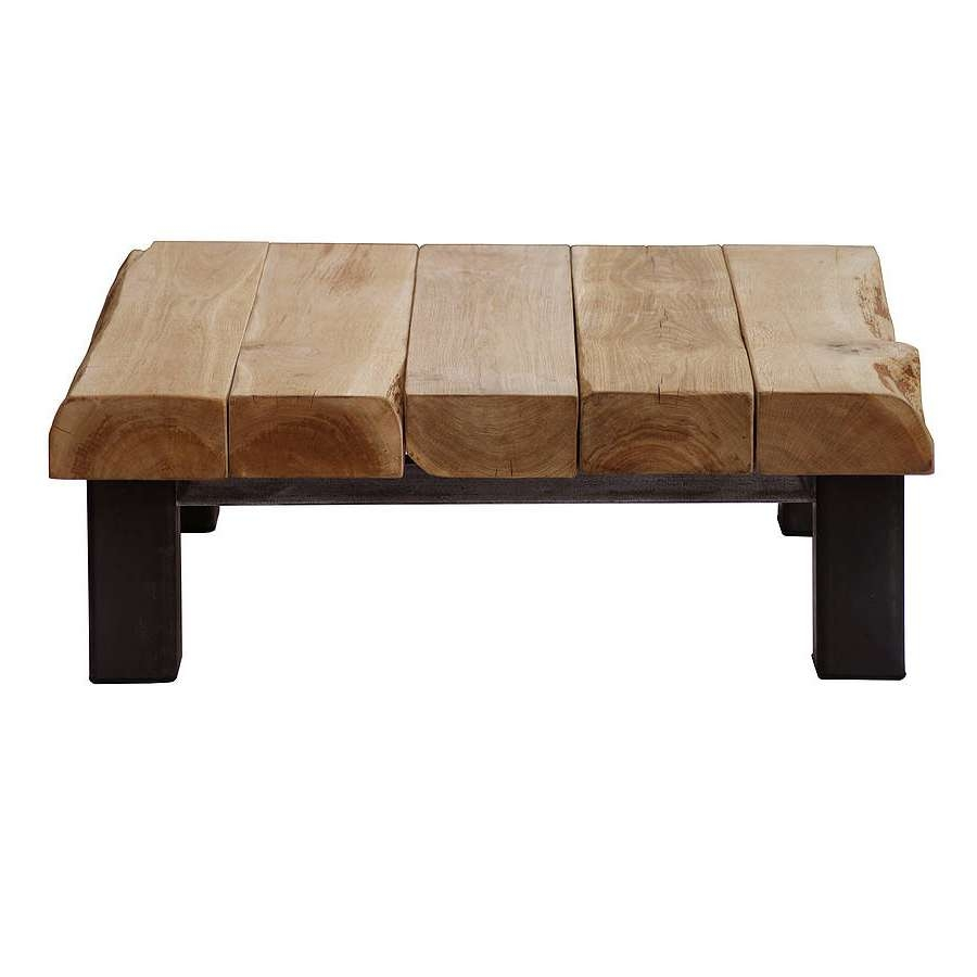 Trendy Square Coffee Table Oak With Coffee Table Square (View 16 of 20)