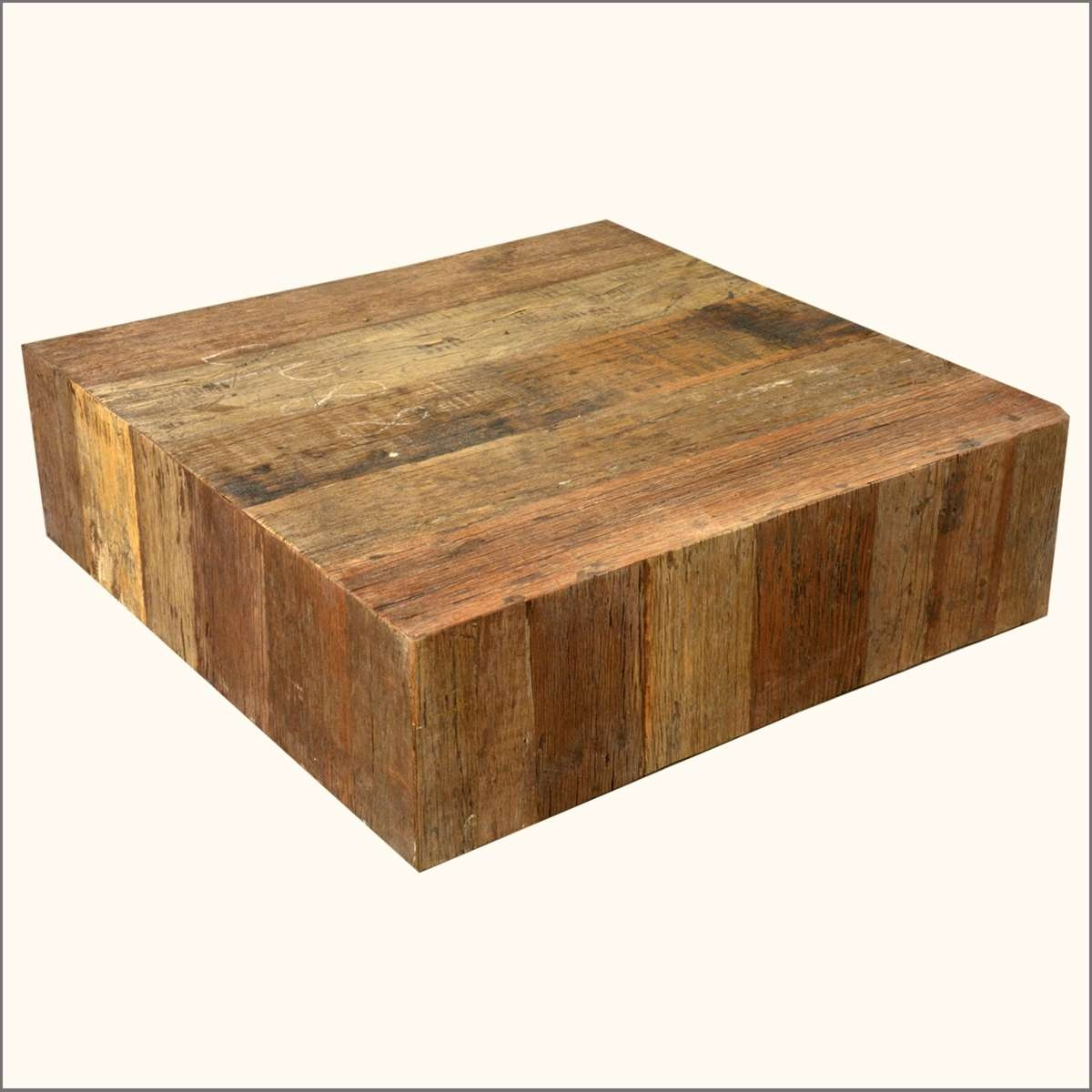 Trendy Square Wooden Coffee Tables With Coffee Tables Ideas: Awesome Square Coffee Table Wood And Glass (View 18 of 20)