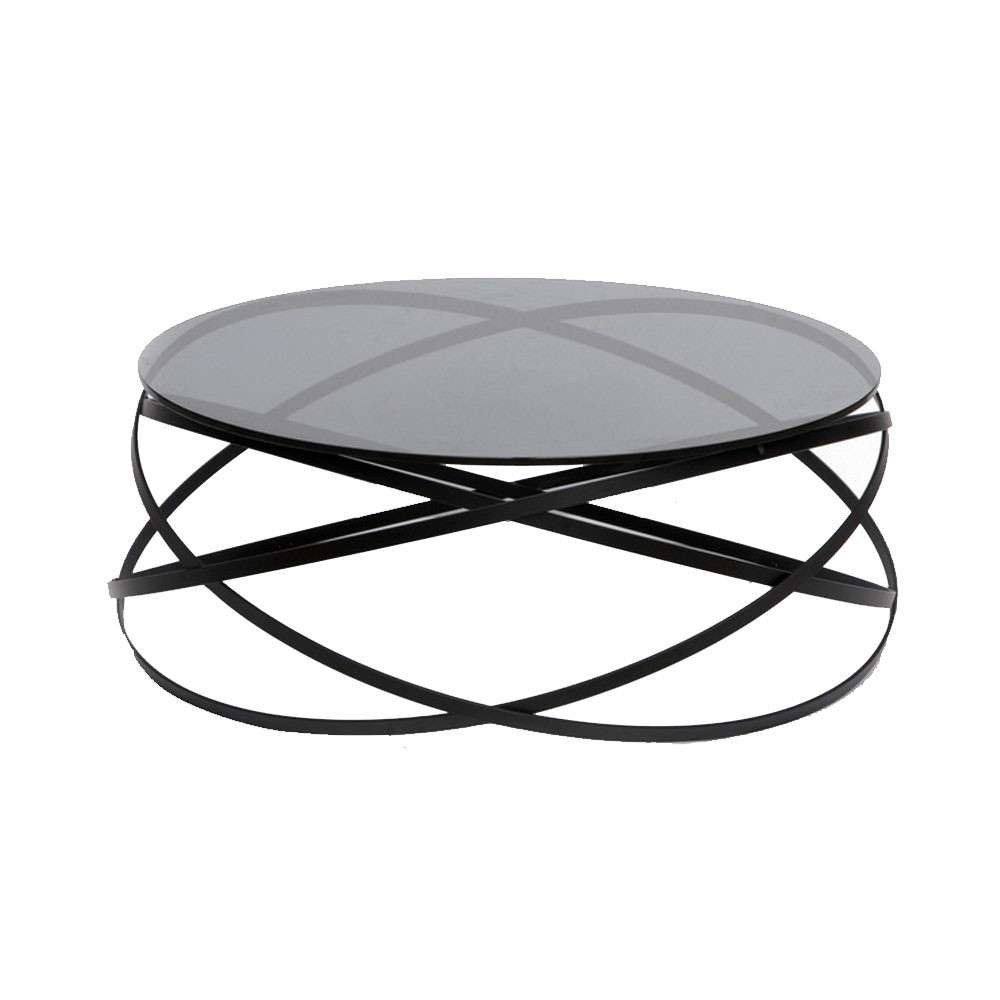 Trendy Swirl Glass Coffee Tables Regarding Glass Coffee Table (View 5 of 20)