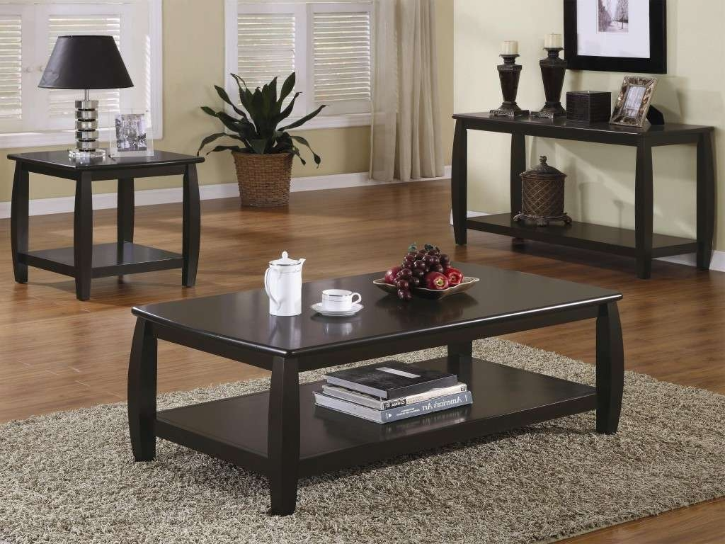 Trendy Tv Stand Coffee Table Sets Intended For Coffee Table End Table Set Luxury Coffee Table Beautiful End Set (View 6 of 20)